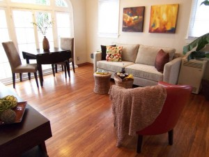 Staging For Small Spaces – A Case Study