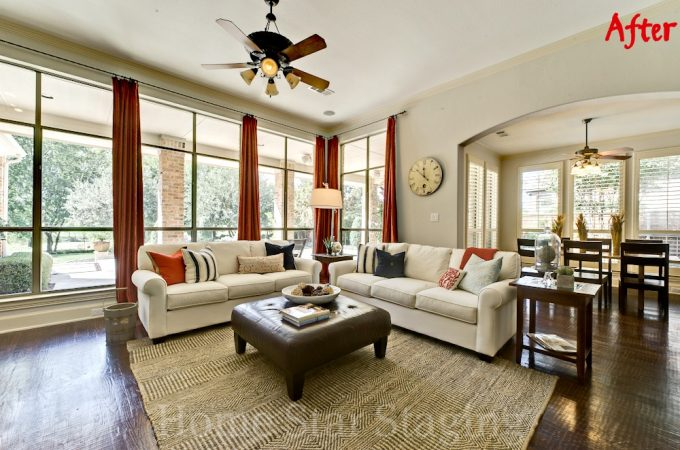 Stager Training Tip: Karen Otto's Texas Two-Step + 1