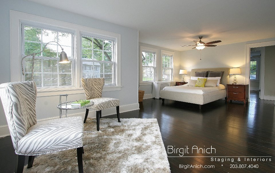 Staging a home for sale: Birgit Anich Provides Staging Facts for Home Sellers