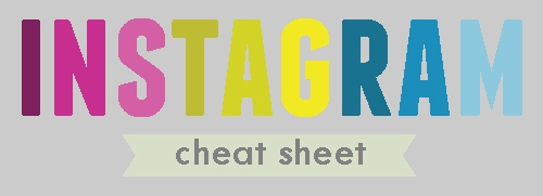 instagram-cheatsheet header