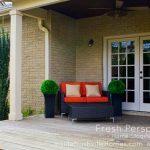 nashville home staging-patio