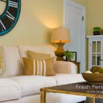 nashville home staging-living room