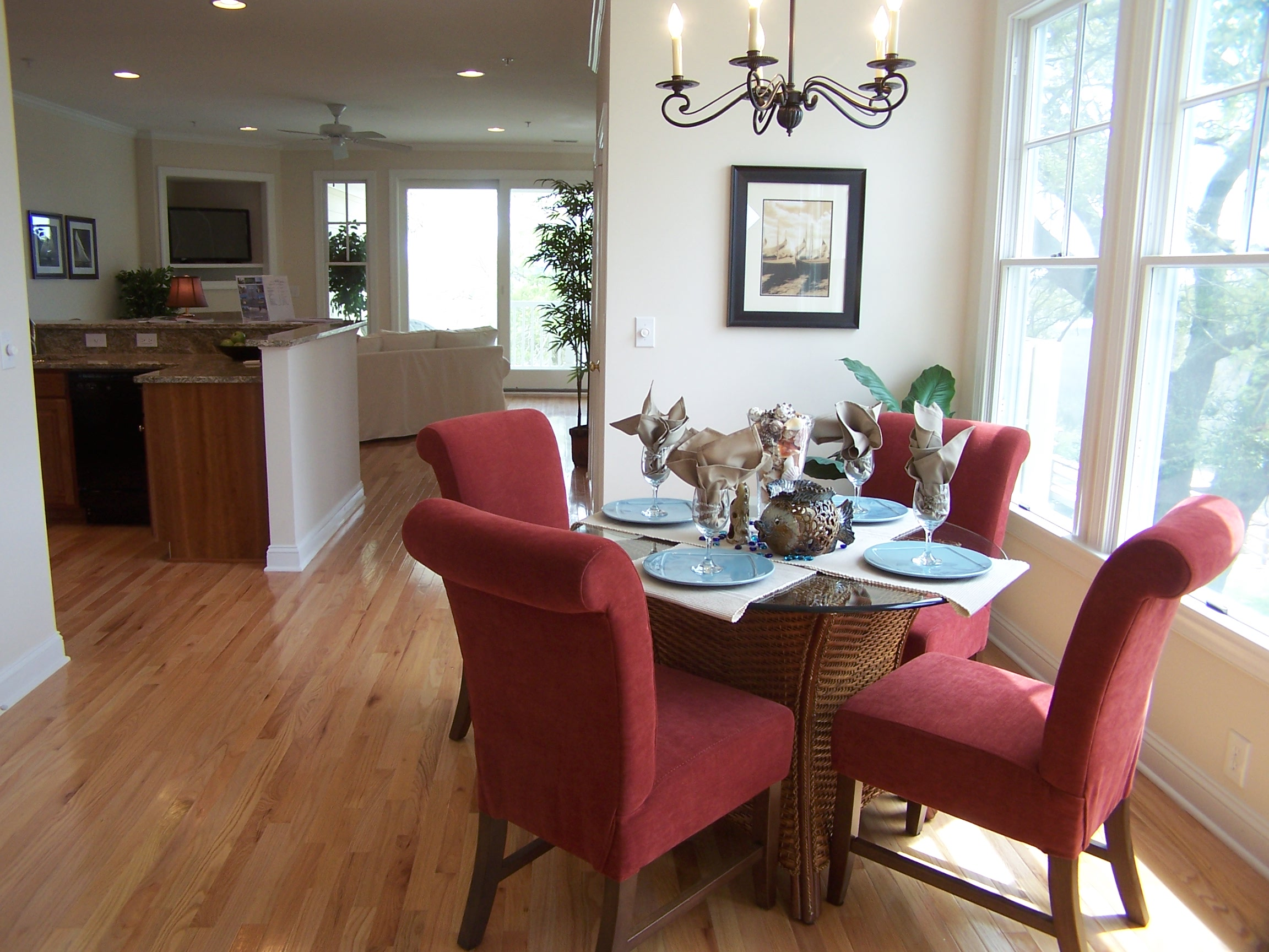 Home Staging  A Dining Room  Goodbye House Hello