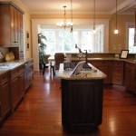 staging big kitchens