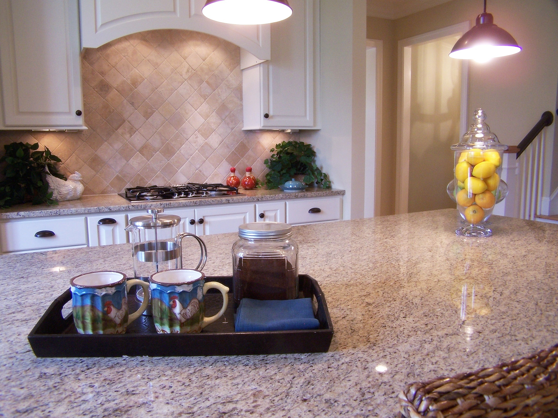 Home Staging Your Kitchen With Melissa Marro Rave Home
