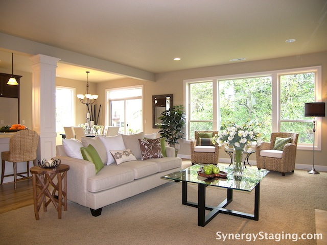 Home Staging is Synergy for David Peterson & Nik Murrow