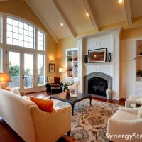 Synergy Staging - Portland Living Room