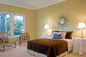 Guest Bedroom home staging st augustine
