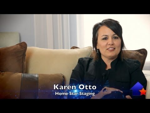 """Karen Otto answers, """"What is home staging?"""""""