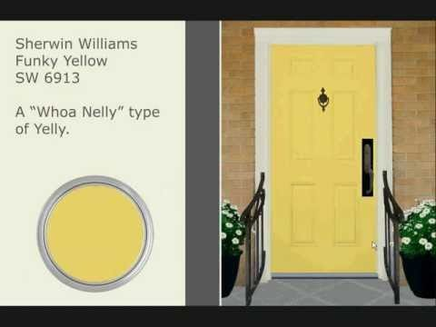 31 Front Door Colors