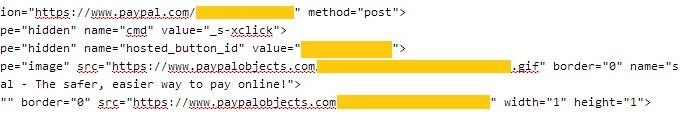 Is Paypal stealing your SEO? Why you need to know a little HTML