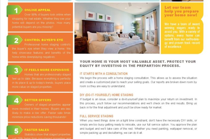 How to start a home successful staging company with online training.
