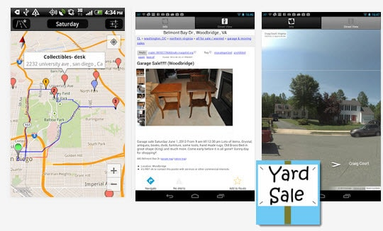 Apps for home stagers