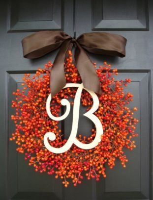Home Staging Tips: Front Door Wreaths when Selling Your Home